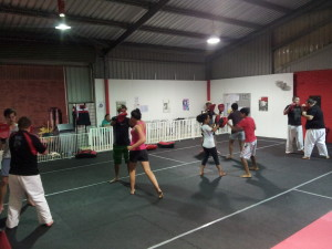 Kickboxing has Started with Great Success